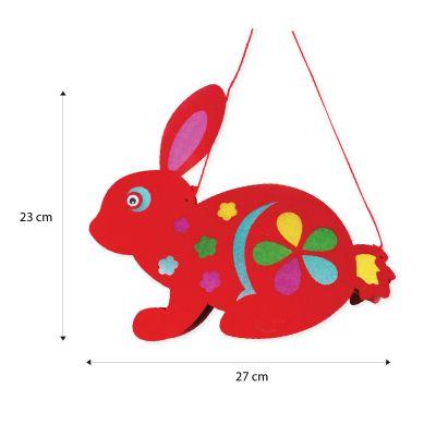 Rabbit Lantern - Size