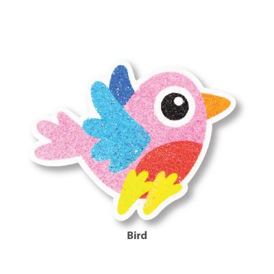 5-in-1 Sand Art Bird Board - Bird