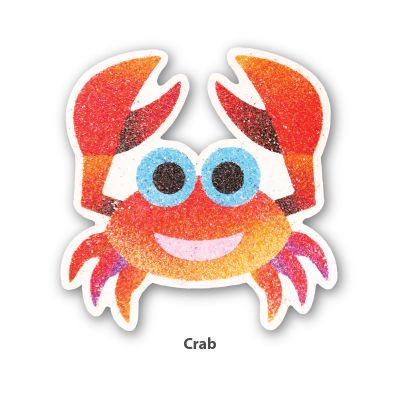 5-in-1 Sand Art Sealife Board - Crab