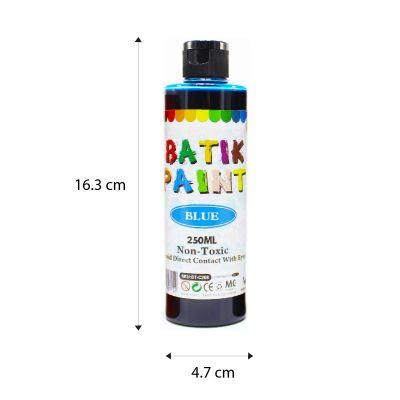 Batik Colour Dye - 250ml - Size