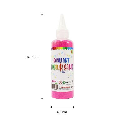 Sand Art Colour Sand - 250g Bottle