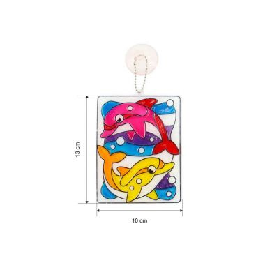 Suncatcher Board With Suction