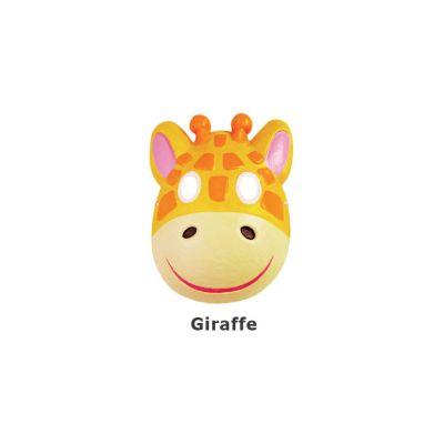 Paper Craft Mask - Giraffe