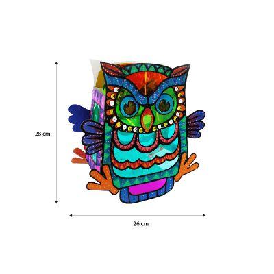 Animal Lantern With LED Light - Size