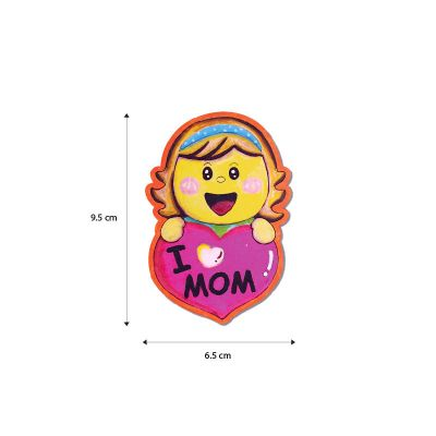 Mother's Day Keychain - Size