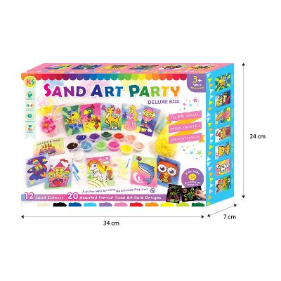 Sand Art Party Pack - Size