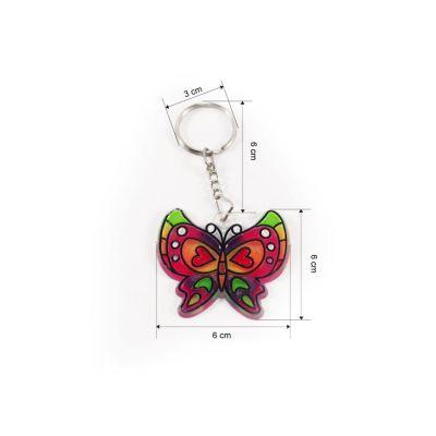 Suncatcher 4-in-1 Keychain Size
