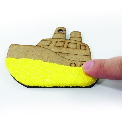 Foam Clay Transport - Process
