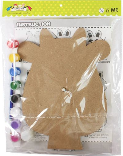 DIY Clock Painting Kit