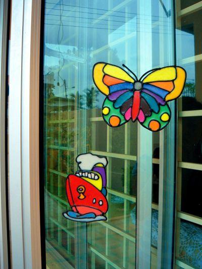 Window Art Craft