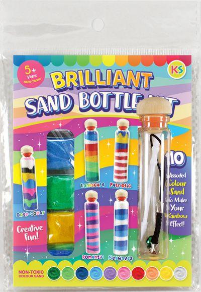Brilliant Sand Bottle Kit