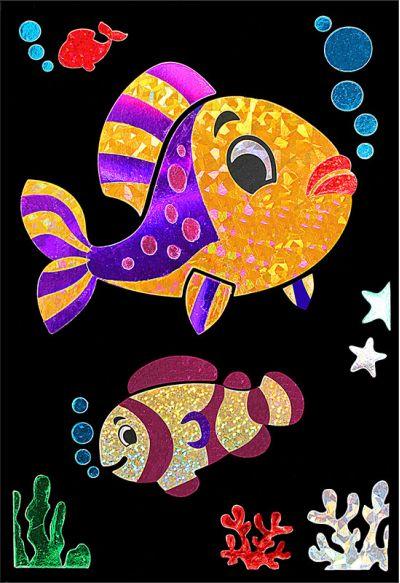 Foil Art - Fish