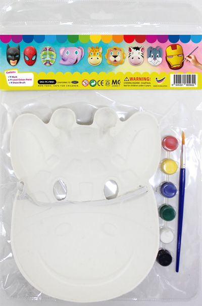 Mask Painting Kit For Kids