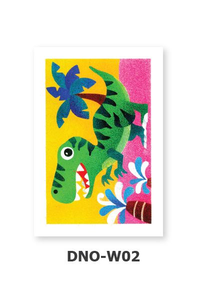 Creative Sand Art - Dino World - DNO-W02