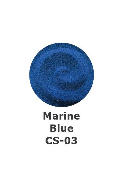 and Art Colour Sand - Marine Blue