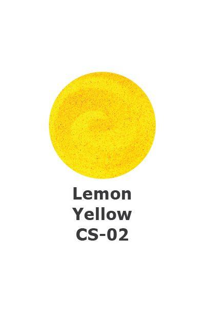 Lemon Yellow Colour Sand