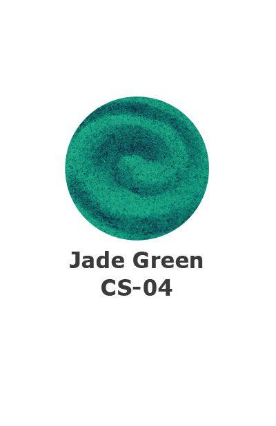 Jade Green Colour Sand