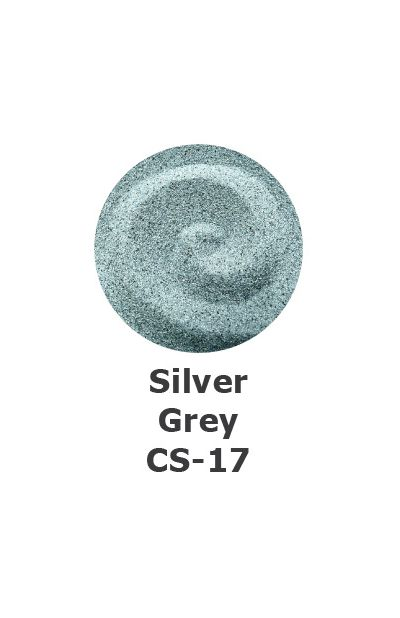 and Art Colour Sand - Silver Grey