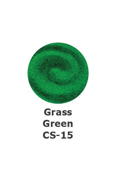 Grass Green Colour Sand