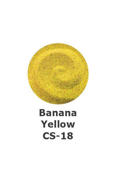 Banana Yellow Colour Sand