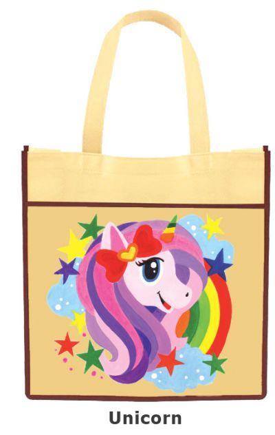 DIY Animal Tote Bag - Unicorn