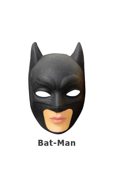 Paper Craft Mask - Batman