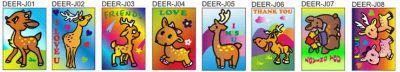 Sand Art Deer - Medium