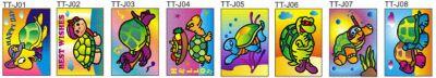 Sand Art Turtle and Tortoise - Medium