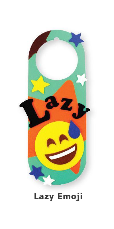 Lazy Emoji